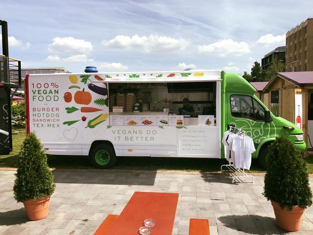 Az egykori Magic Burger lakókocsi megirigyelné az új food truckot
