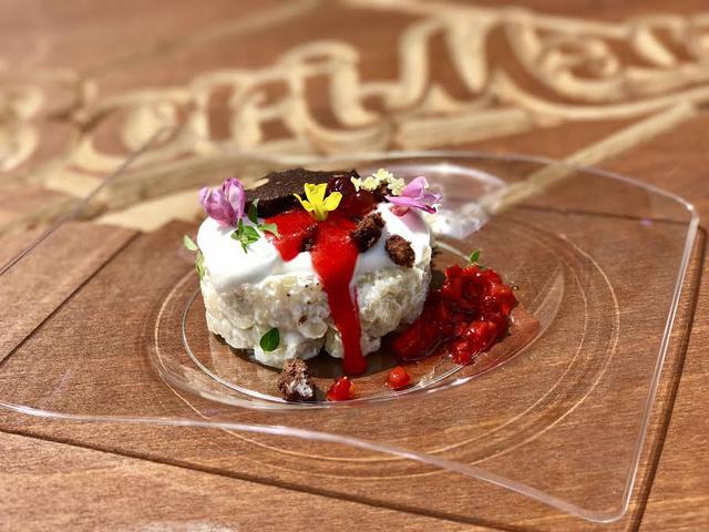 Híre van a fesztiválon: édes sztrapacska csokoládéval és mangalicapörccel