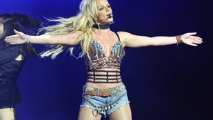 Britney Spears sikolya elég ijesztő