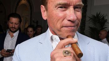 Megint Terminator lesz Arnold Schwarzenegger