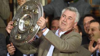Ancelotti München főterén igazolta humorát