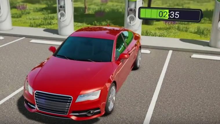 Jön az öt perc alatt tölthető villanyautók kora?