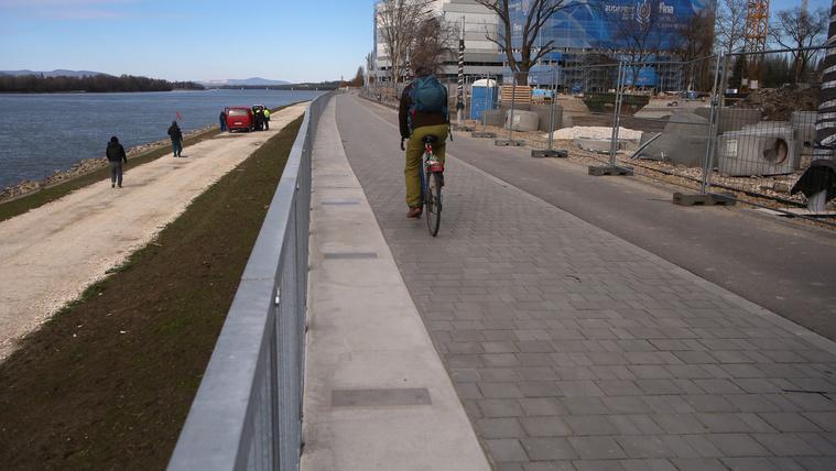 Budapest 21 százalékát érinti a bringás megaberuházás