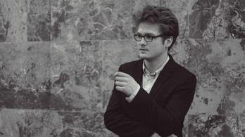 Demény Balázs első díjat nyert Franciaországban