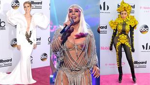 Íme a Billboard Music Awards legemlékeztesebb szettjei!