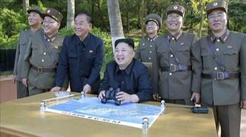 Kína száz napot kér, hogy nyomást gyakoroljon Észak-Koreára