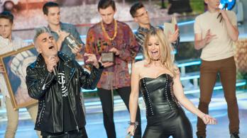 Dominának öltözött Mádai Viviennel nyerte a nézettségi versenyt a TV2