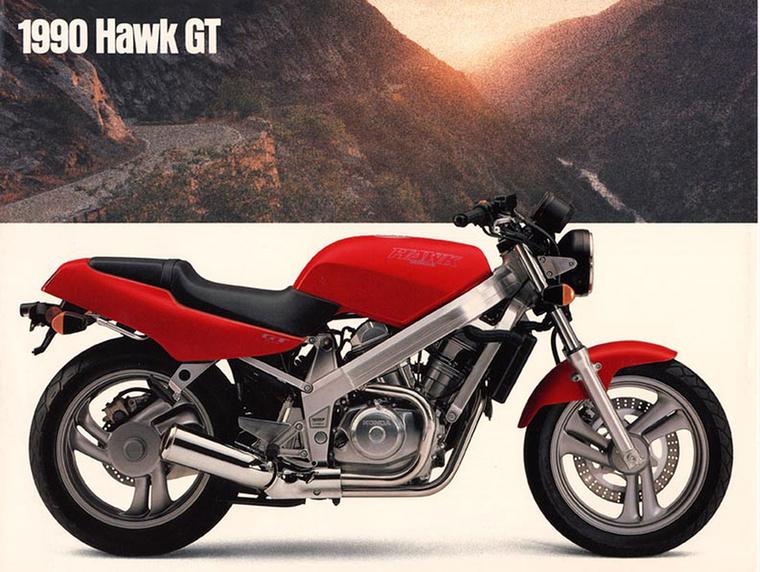 Honda NT650 Hawk GT                         Az unalomig ismert, és mostanában aprópénzért dobált NTV650 Revere csodafinom változatáról van szó