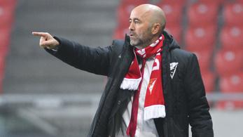 A záróforduló előtt kirúgták a Debrecen edzőjét