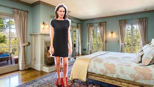 Most megnézheti Angelina Jolie új, 25 millió dolláros házát
