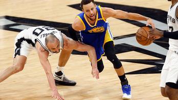 Curryék kisöpörtek mindenkit, irány a nagydöntő