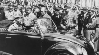 Hitler karolta fel a népautó ötletét