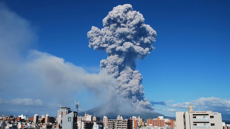 Magyar találmánnyal röntgenezik a japán vulkánokat