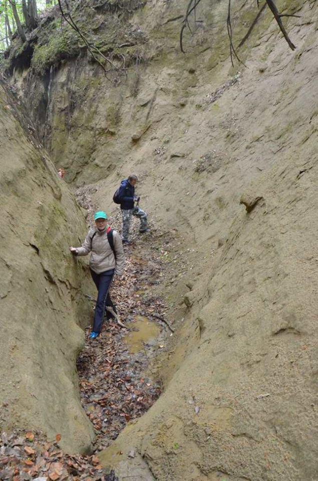 Tavaszi vezetett túra a Geoparkban