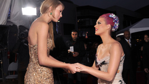 Ezt hívják úgy, hogy csoda: véget ért a Katy Perry és Taylor Swift között dúló cicaháború