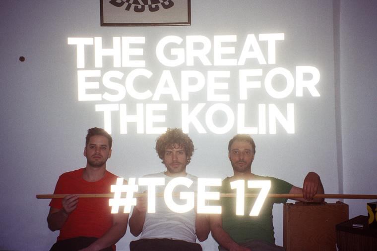 """""""Komoly várakozásokkal indultunk neki a Brightonban megrendezett The Great Escape fesztiválnak"""