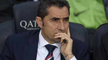 65 vereséggel jön Bilbaóból az új Barca-edző