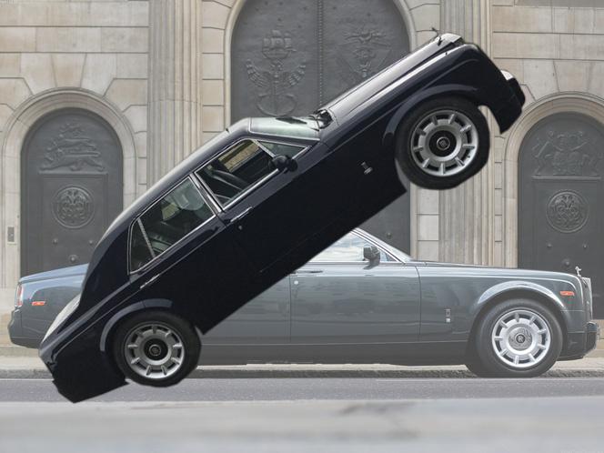 Rolls-Royce Phantom ötöd áron. Kell?