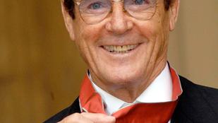 Meghalt Roger Moore