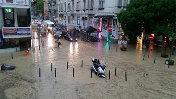 Monszun van Budapesten