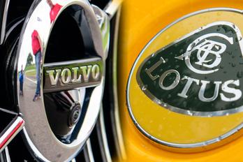A Volvo tulajdonosa vette meg a Lotust