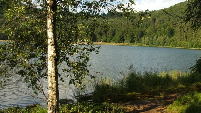 Kitiltanák a fürdőzőket a székelyföldi Szent Anna-tóból