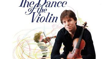 Gyermekkönyv főszereplője lett Joshua Bell