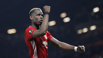 Az Ajax-Manchester United Európa Liga-döntő percről percre