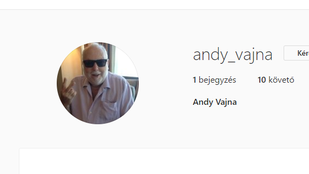 Andy Vajna is fent van az Instagramon