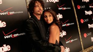 Chris Cornell felesége megható levéllel búcsúztatta szerelmét