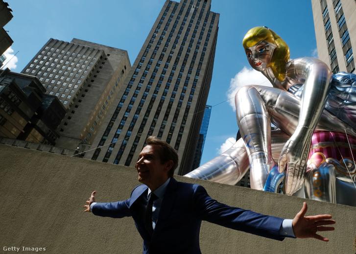 Művész és műve New Yorkban