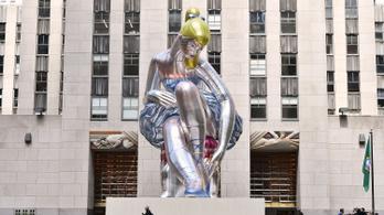 A világ legmagasabb balerinája épp New Yorkban tartózkodik