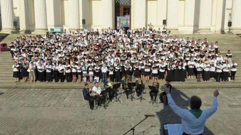 A közös éneklés öröme – Református Zenei Fesztivál Budapesten