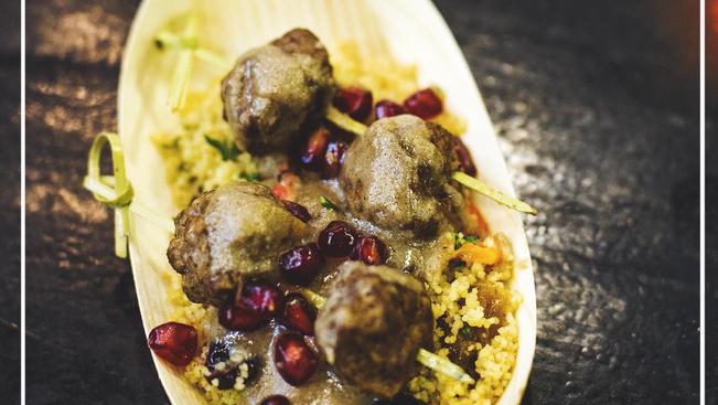 A húsgolyó az év street food-ja
