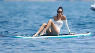 Így vakációznak Cannes-ban Jennerék, Hadidék és Kardashianék
