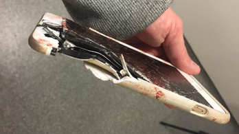 A mobiltelefonja mentette meg egy nő életét a manchesteri robbantáskor