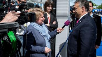 Orbán a NATO-ban nem az oroszokkal van