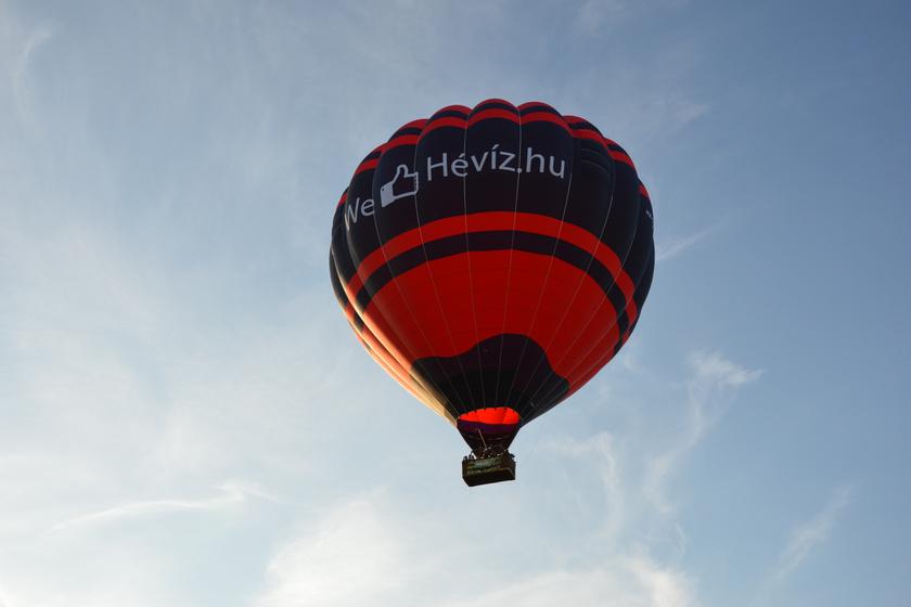 hévíz-ballon