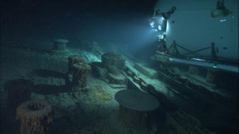 Szupertitkos misszión fedezték fel a Titanicot
