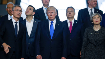 Trump: A németek rosszak, nagyon rosszak