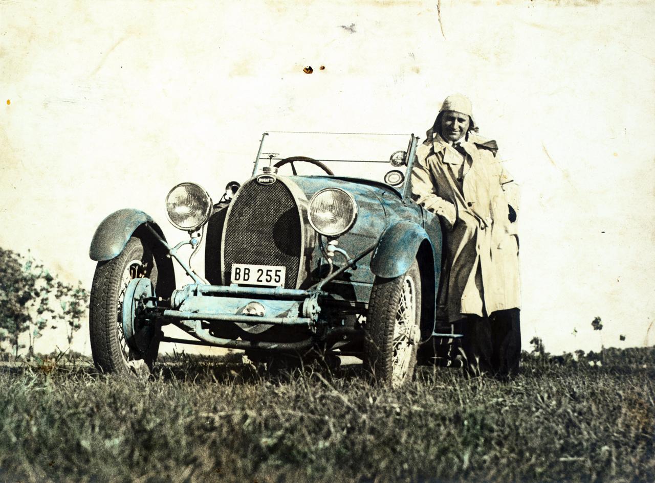 1938 Bugatti Fotó: Kelemen Zsuzsa FORTEPAN