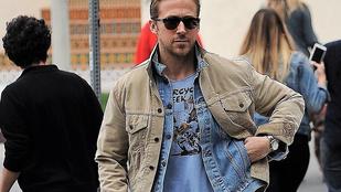 Ryan Gosling még bohócorral is ellenállhatatlan