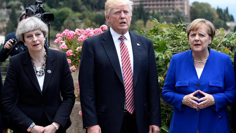 Gigászi játszma része lehet Trump adóreformja