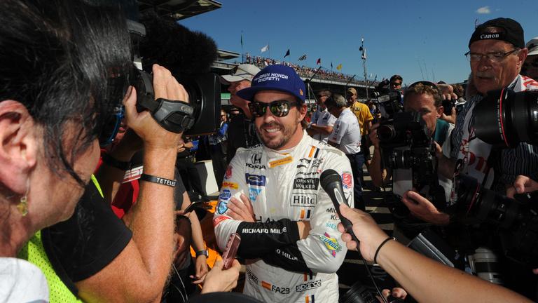 Most komolyan, győzhet Alonso Indianapolisban?