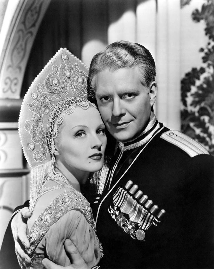 Nelson Eddyvel a Balalajka című filmben (1939)