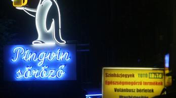 Térképre vitték a fogyatkozó budapesti neonörökséget