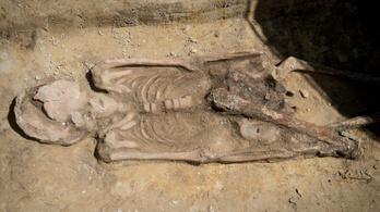 Attila korabeli sírra bukkantak