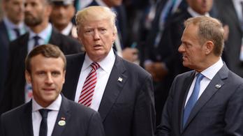 Trump beszélgetett emberekkel, és alakul a véleménye klímaváltozás-ügyben