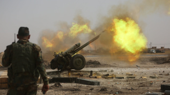 Elkezdték az utolsó moszuli városrész visszafoglalását