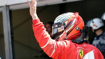 Räikkönen-megapole Monacóban